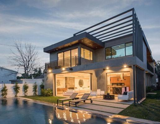 Exterior-home